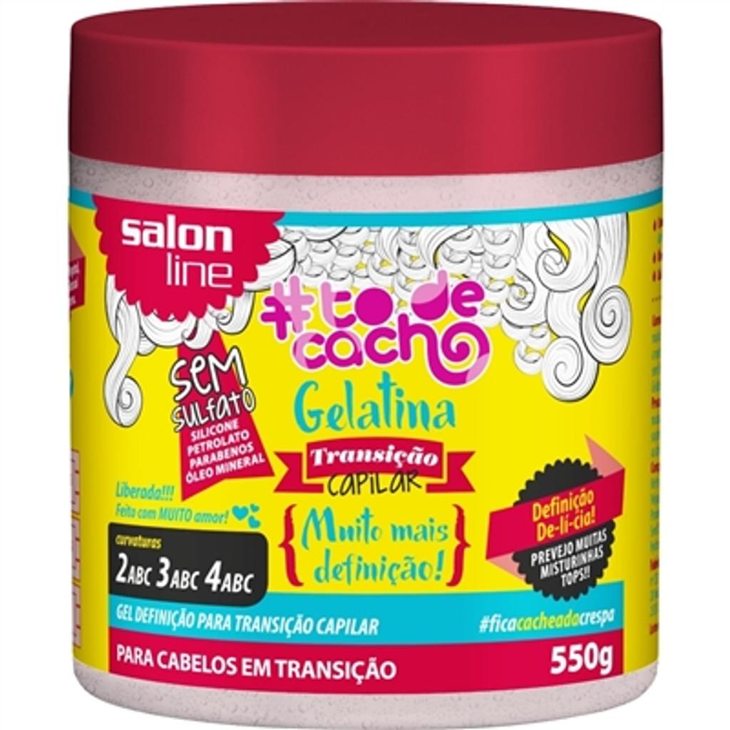 Salon Line Gelatina Transição Capilar