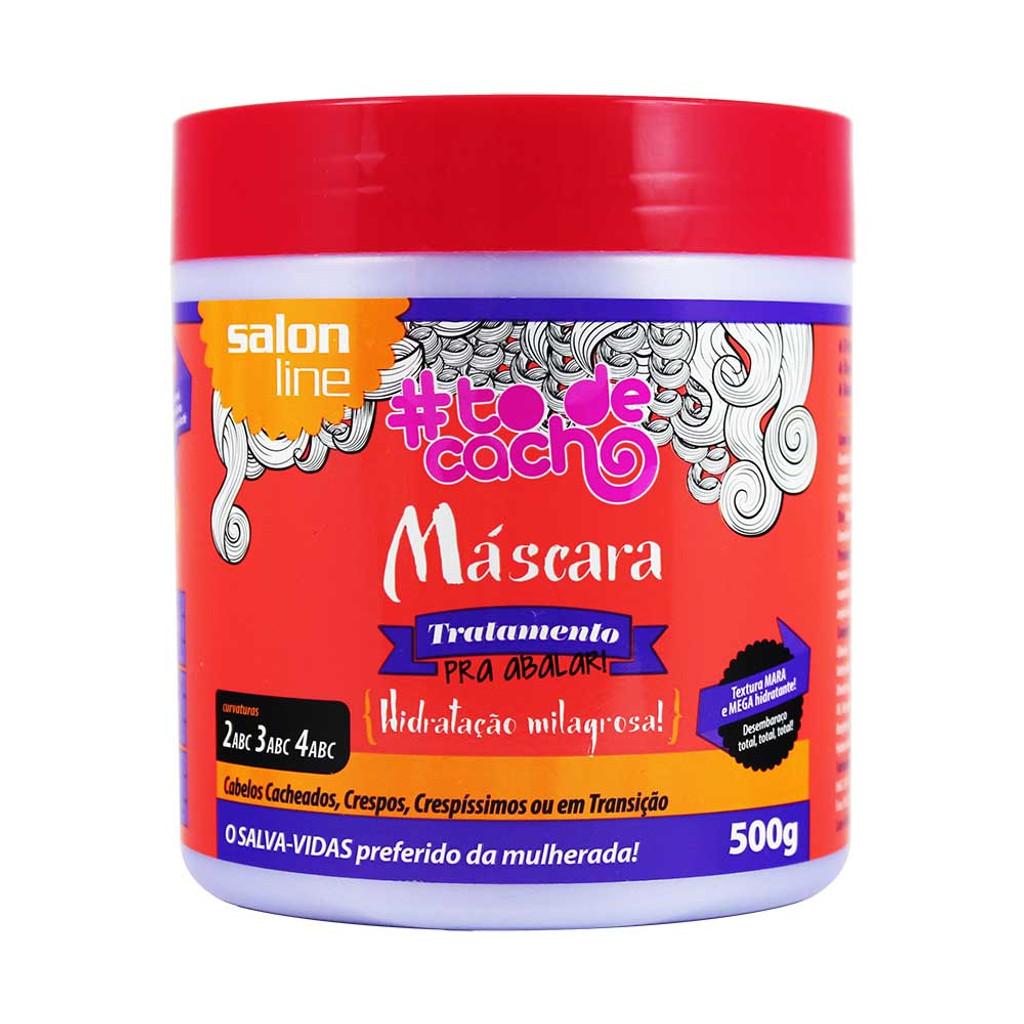 Salon Line To de cachos ( Mascara para Hidrataçao Milagrosa) 550g
