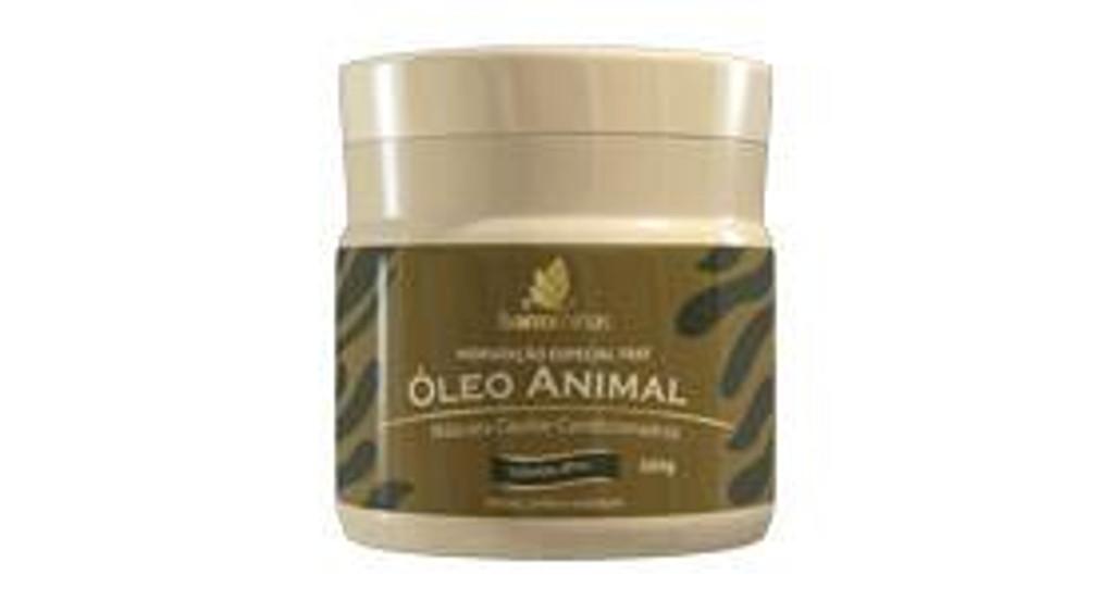 Oleo de Animal Creme de Hidratacao -  500g