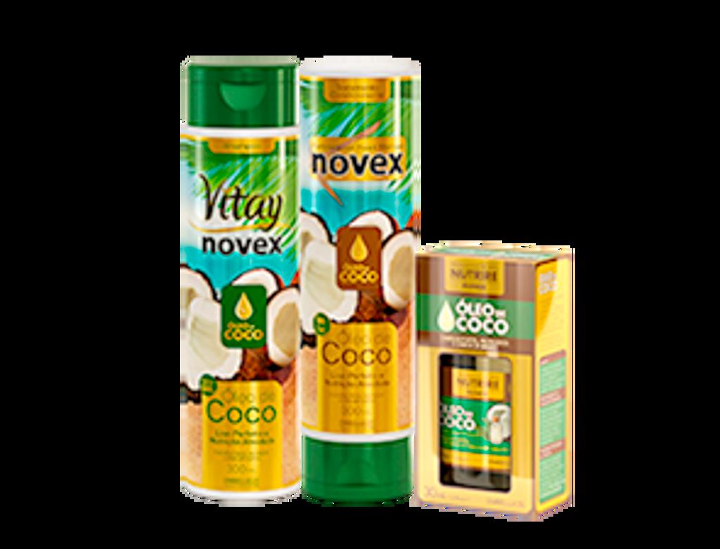 *Lançamento* Shampoo de Coco - 300ml