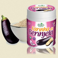 Berinjela em pó - Eggplant Powder 220g