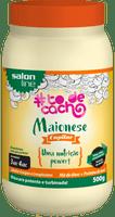 Maionese  Capilar To de Cacho - Máscara super hidratante e Power