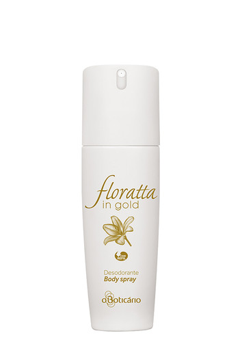 Floratta Gold Deodorant - 100 ml