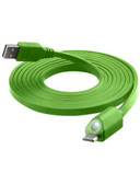 Buy Naztech Charge & Sync Micro USB Cable with LED-Lighted Connector (Green) with Free Shipping from www.creekle.com