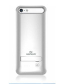 Buy Naztech Battery Case 2400mAh w/ Kickstand for Apple iPhone 5s/5 (White) with Free Shipping from www.creekle.com