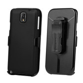 Buy Beyond Cell 3 in 1 Kombo Case & Holster For Samsung Galaxy Note 3 (Black) with Free Shipping from www.creekle.com