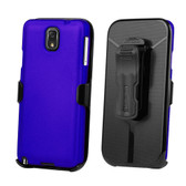 Buy Beyond Cell 3 in 1 Case & Holster For Samsung Galaxy Note 3 (Dark Blue) with Free Shipping from www.creekle.com