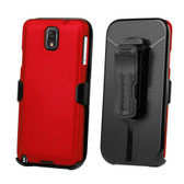 Buy Beyond Cell 3 in 1 Kombo Case & Holster For Samsung Galaxy Note 3 (Red) with Free Shipping from www.creekle.com