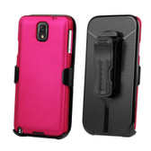 Buy Beyond Cell 3 in 1 Kombo Case & Holster For Samsung Galaxy Note 3 (Rose Pink) with Free Shipping from www.creekle.com