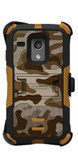 Buy Beyond Cell Tri-Shield Case For Motorola Moto G XT1032 (Brown Camouflage) with Free Shipping from www.creekle.com