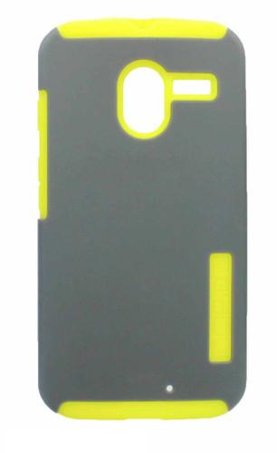 Buy Incipio DualPro Hard-Shell Case for Motorola Moto X (Gray & Yellow) with Free Shipping from www.creekle.com