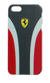 Buy Scuderia Ferrari Carbon Shield Case for Apple iPhone 4s/4 (Red/White/Gray) with Free Shipping from www.creekle.com