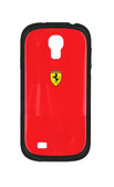 Buy Scuderia Ferrari Hard Case w/ Bumper for Samsung Galaxy S4 (Red/Black) with Free Shipping from www.creekle.com