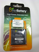 Buy msnBattery 2300mAh Extended Battery for Sprint Samsung Galaxy S Epic 4G (Black) with Free Shipping from www.creekle.com