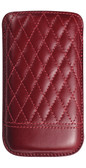 Buy Trexta CAPI Leather Pouch Case for Samsung Galaxy S II (Burgundy) with Free Shipping from www.creekle.com