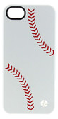 Buy Trexta Leather Snap-On Baseball Case for Apple iPhone 5s/5 with Free Shipping from www.creekle.com