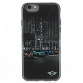 Licensed Mini Cooper Hard Case STREET CARS for iphone 6 Black