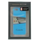 Corvette Hard Case iPhone for 5 / 5s / SE - C1 Classic Light Blue