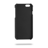 BMW Carbon Inspiration Leather Hard Case for iPhone 6 / 6s - Black