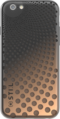 STIL Fashion Cyclone Black Gold Dual Layer Hard Case for iPhone 6 / 6s