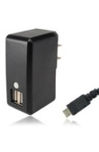 Buy Cellular Accents Dual Port Micro USB Cell Phone Charger with Free Shipping from www.creekle.com