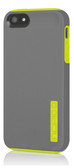 Buy Incipio DualPro Case for Apple iPhone 5s/5 (Gray/Yellow) with Free Shipping from www.creekle.com