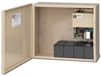"634RF SDC Power Supply/Charger, 12/24VDC, 4 Amp, Emerg. Release, 17"" x 14"" Cabinet, UL, Class 2 - Qty. 1"