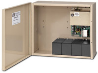 "636RF SDC Power Supply/Charger, 12/24VDC, 6 Amp, Emerg. Release, 17"" x 14"" Cabinet, UL, Class 2 - Qty. 1"