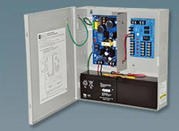 AL400ULM Altronix 5 PTC Outputs Power Supply w/Fire Alarm Disconnect. 12VDC @ 4A or 24VDC @ 3A - Qty. 1