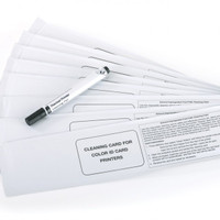 3633-0053 Enduro Cleaning Kit (10 cards, 1 pen)