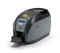 Z11-0M0C0000US00 Zebra ZXP Series 1 ID Card Printer Single-Sided W/Ethernet & Mag Stripe Encoding {map:2395}
