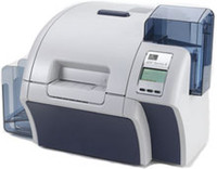 Z82-000C0000US00 Zebra ZXP Series 8 ID Card Printer Dual-Sided - Configurable {map:5495}