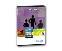 571897-001 Datacard ID Works v.6.5 Intro Identification Software - Qty. 1 {map:175.00}