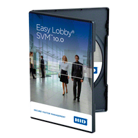 EL-AT-2991 EasyLobby Removable Stickers for Prox Cards, For Dymo - Qty. 300