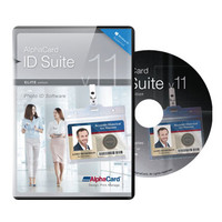 AlphaCard ID Suite Elite v11 Software
