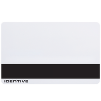 4032SPH Identive ISO Thin Composite Proximity Card with Magnetic Stripe and Horizontal Slot Punch - Qty. 100