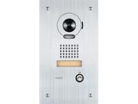 IS-IPDVF Aiphone Vandal Resistant Color Video Door Station - Flush Mount - Qty. 1
