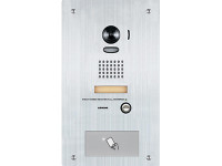 IS-IPDVF-HID Aiphone Flush Mount Video Door Station - HID Proximity Reader - Qty. 1