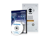 ISS-IPSWDF Aiphone PC Intercom Boxed Set (IS-IPDVF, IS-SOFT) - Qty. 1