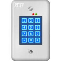 918U SDC Indoor Digital Keypad, 500 Users - Qty. 1