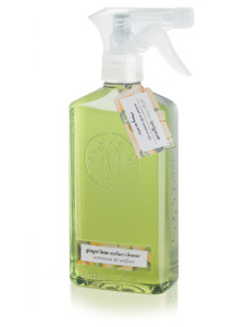 NEW! Ginger Lime Surface Cleaner-by the case