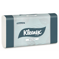 Kimberly Clark Kleenex® Optimum Hand Towel 20 Packs 120 Towels (4456) Kimberly Clark Professional