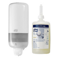 Tork Liquid Soap S1 System Starter Pack (420501 560000) Tork Products