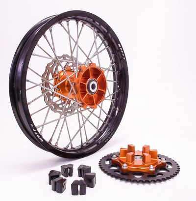 Warp 9 KTM 690 Enduro Rear Wheel