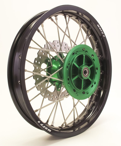 Warp 9 KLR650 Rear Wheel