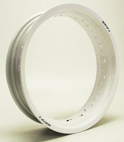 Warp 9 Supermoto Rim Set
