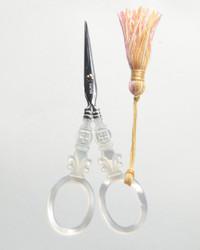 Mother of Pearl Scissors