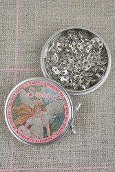 Metal Tins with Press Fasteners