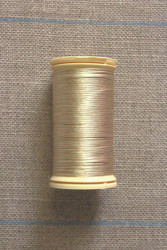 Silk Thread Spool - Cream