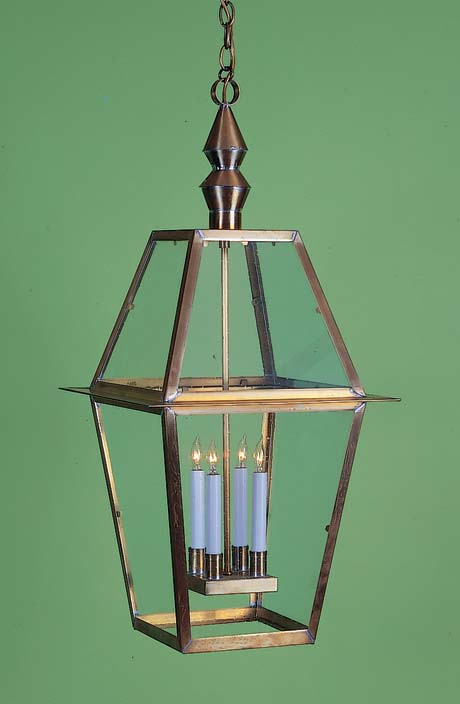 Colonial Ashley House Hanging Lantern